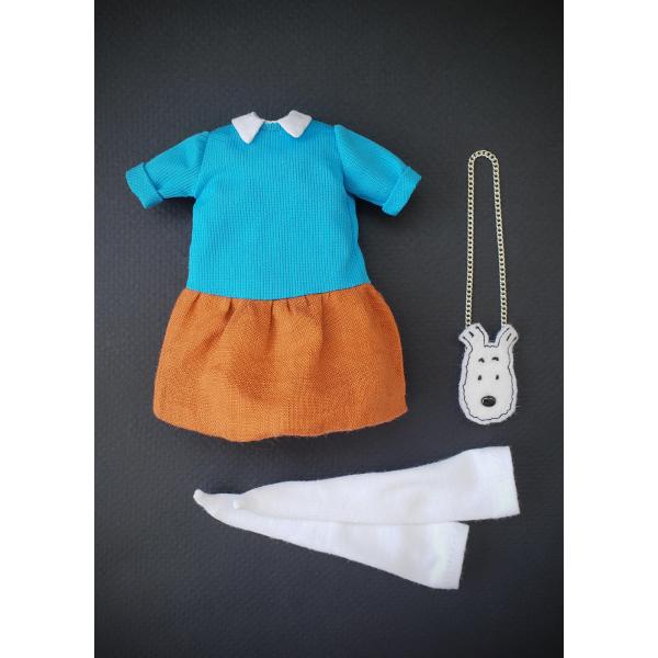 Tintin Blythecon Brussels Outfit